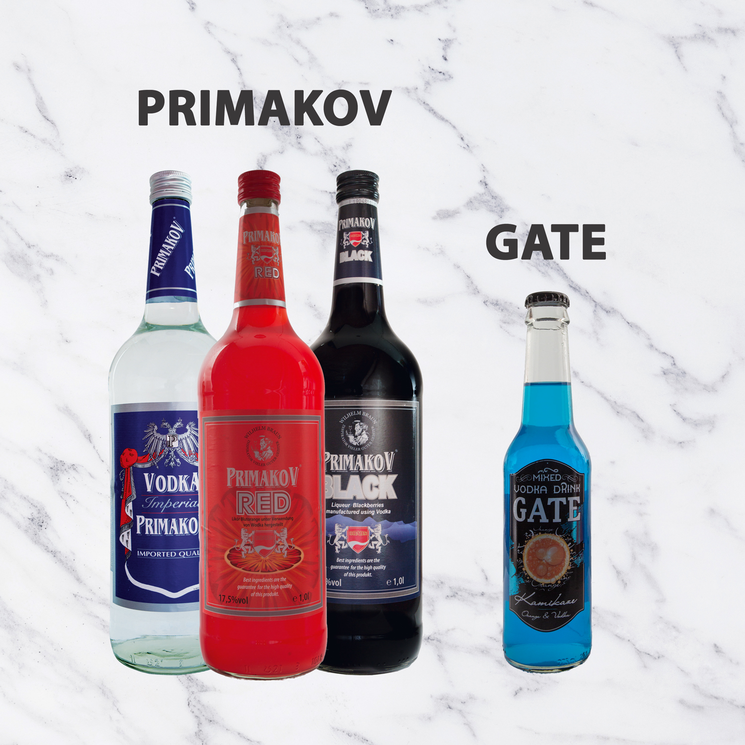 Primakov Wodka & Gate